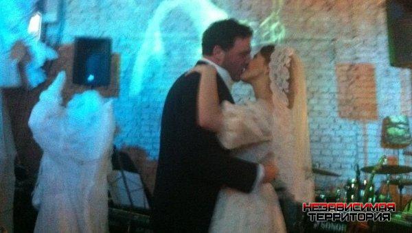 Ксения Собчак вышла замуж - Вязьма - Независимая Территория